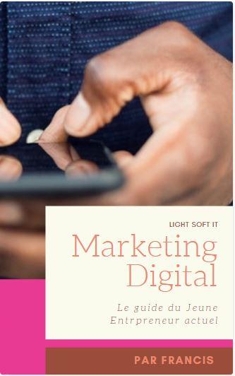 Marketing digital pour le jeune entrepreneur